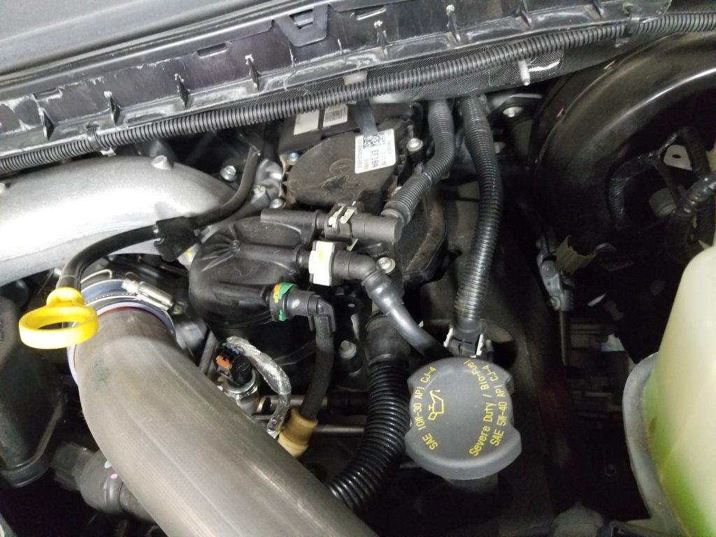 2017+ Ford 6.7L Powerstroke Fuel Filter Change - The Weekend MechanicThe Weekend Mechanic